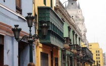 """Alcaldesa Susana Villarán relanzó el programa """"Adopta un balcón"""" - Noticias de ana botteri"""