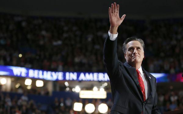 Después del festejo de la convención, empieza el trabajo para Mitt Romney