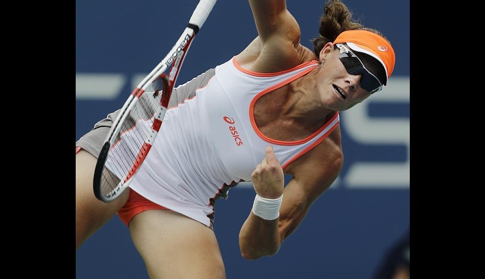 FOTOS: Revive los mejores momentos del tenis femenino en el US Open