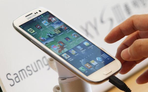 Apple ahora dice que el Samsung Galaxy S III también viola sus patentes