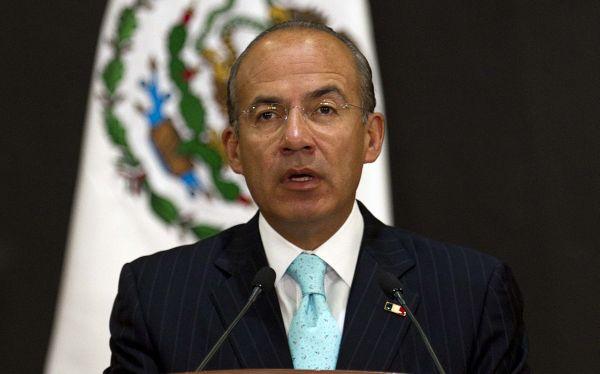 México: Felipe Calderón presentó su último informe presidencial