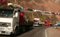 Ruta por Cañete es alternativa a bloqueos en la Carretera Central - Noticias de francisco carle