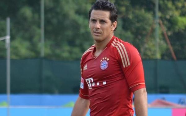 Pizarro jugó 20 minutos en goleada 6-1 de Bayern Múnich sobre Stuttgart