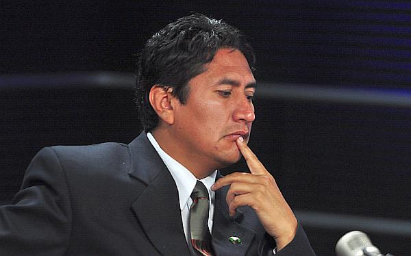 """""""Nos están empujando a seguir los pasos de Cajamarca"""", afirmó presidente regional de Junín"""