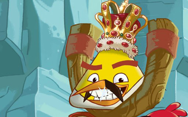 Freddie Mercury se convierte en un Angry Bird