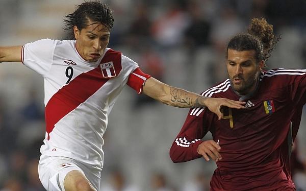 Perú nunca ha perdido ante Venezuela en Lima por Eliminatorias