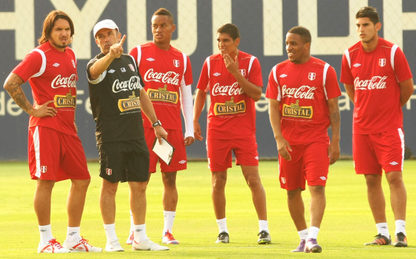 La selección peruana ahora sí concentrará toda la semana