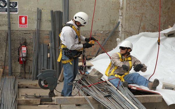 Ministerio de Trabajo lanzó campaña para prevenir accidentes en construcciones