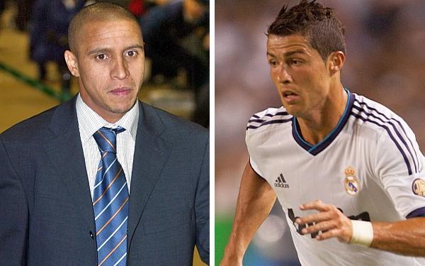 """Roberto Carlos: """"Cristiano Ronaldo está molesto porque el mejor jugador de Europa fue Iniesta"""""""