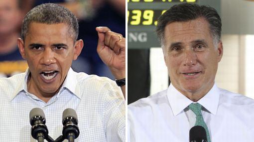 """Obama recomendó a electores que """"pateen"""" el plan de gobierno de Romney"""