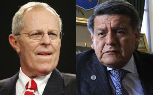 """PPK sobre candidatura de César Acuña el 2016: """"Que haga el intento, le deseo lo mejor"""""""