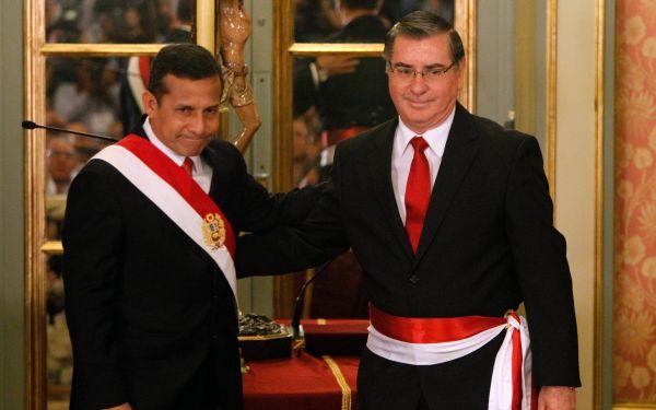 Denuncia contra Ollanta Humala y Óscar Valdés por lesiones graves fue archivada