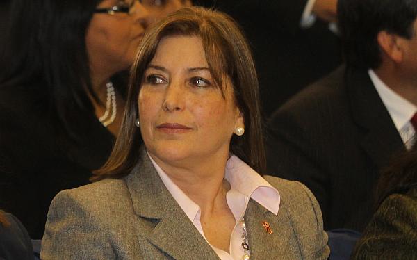 Ministra Rivas responderá hoy en el Congreso por incidente en Corte IDH