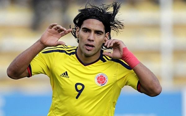 """Falcao se quita un peso de encima: """"Colombia es un equipo y no solo yo"""""""