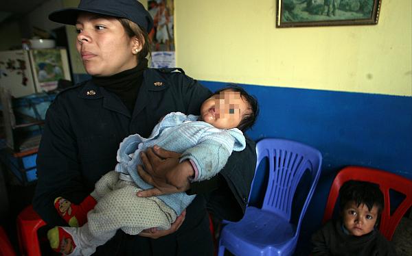 Ejecutivo aprobó programa para rescatar a niños abandonados en calles