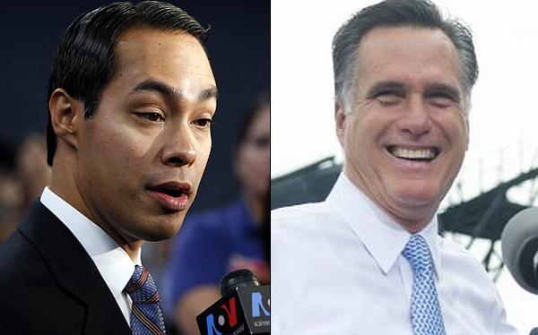 """Para Julián Castro, Mitt Romney """"no entiende"""" que sus propuestas ya fracasaron"""