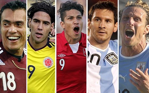 Eliminatorias Brasil 2014: esta es la programación de los partidos de hoy