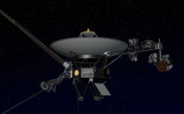 Histórico: Sonda Voyager 1 abandonó el Sistema Solar tras 35 años de vuelo