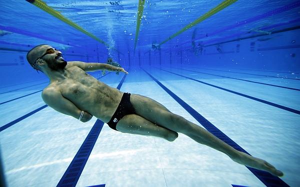 Daniel Dias, el 'Michael Phelps' de la natación paralímpica