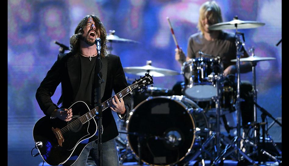 FOTOS: Foo Fighters, Eva Longoria y Scarlett Johansson respaldaron a Obama en cierre de Convención Demócrata