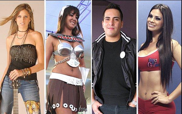 La farándula alienta a la selección peruana con fotos y mensajes por Twitter