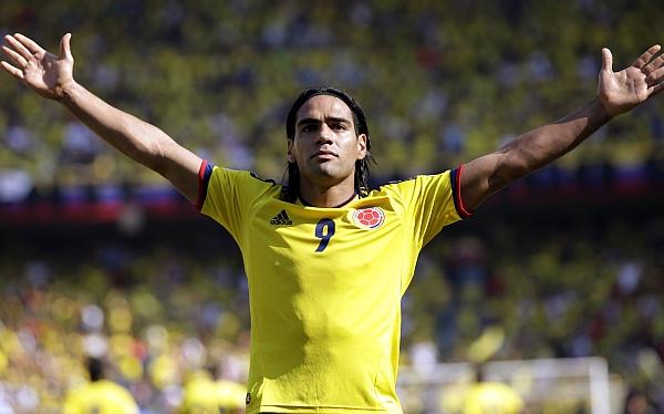 Colombia aplastó 4-0 a Uruguay y le quitó invicto en las Eliminatorias