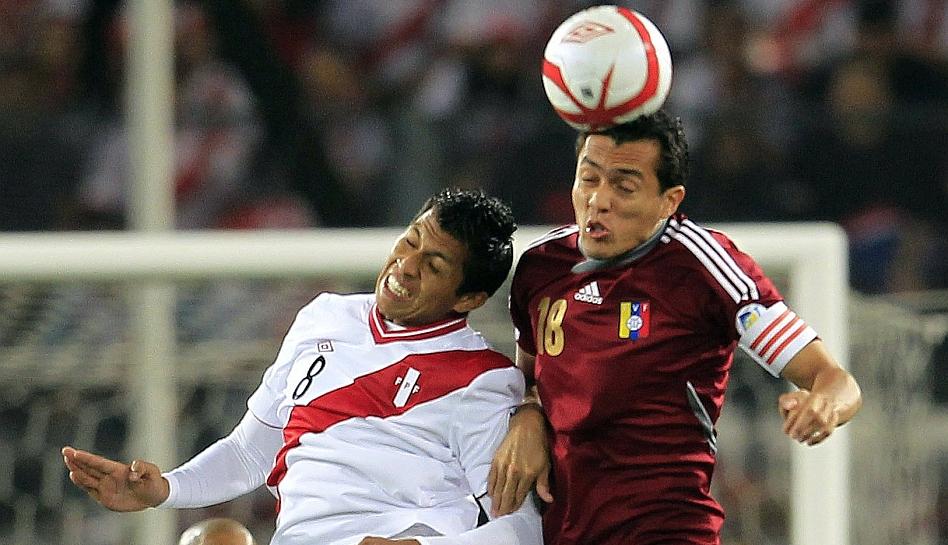 FOTOS: Mira las mejores imágenes del Perú-Venezuela