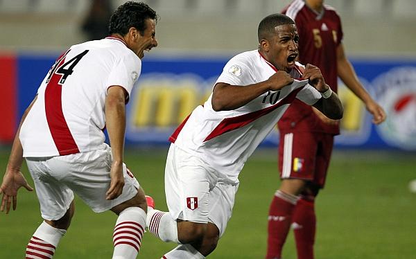 UNO X UNO del Perú-Venezuela: así vimos a los jugadores de la blanquiroja