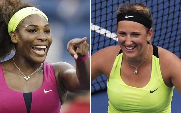 US Open: Tornado aplazó final femenina Williams- Azarenka