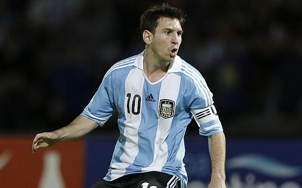 Argentina llegará a Lima el domingo con Lionel Messi a la cabeza
