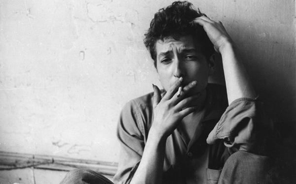 Bob Dylan y cinco discos indispensables