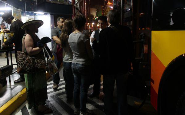Arequipa: 40 pasajeros de bus interprovincial fueron asaltados en carretera