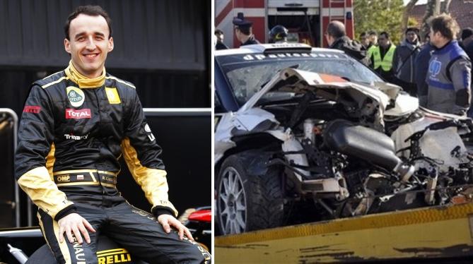 ¿Se acuerdan de Kubica? Quiere volver a la Fórmula 1 antes del 2014
