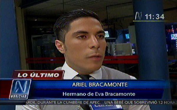 """Ariel Bracamonte: """"Eva apela a tristeza de la gente en esta parte del proceso"""""""