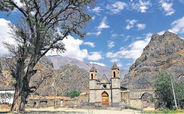 La ruta de las haciendas en Apurímac