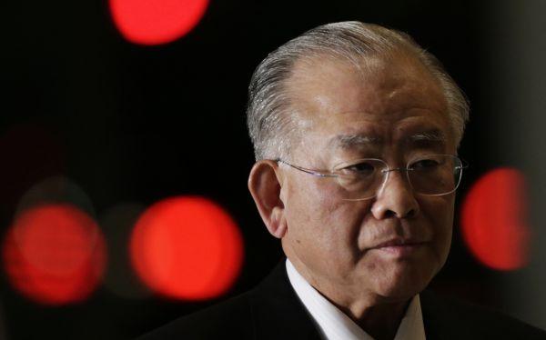 Ministro japonés fue hallado muerto en su residencia