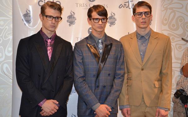 Iquitos inspiró la colección del peruano Sergio Dávila en la Semana de la Moda en Nueva York