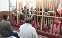 Policía Nacional acusado niega haber golpeado a Wilhem Calero - Noticias de danilo fuertes benites