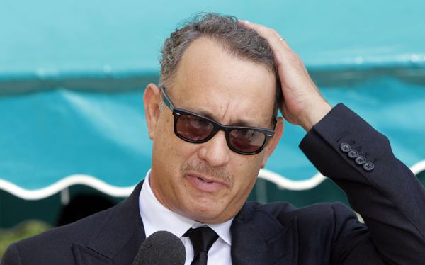 Tom Hanks dio emotivo discurso en el funeral de Michael Clarke Duncan