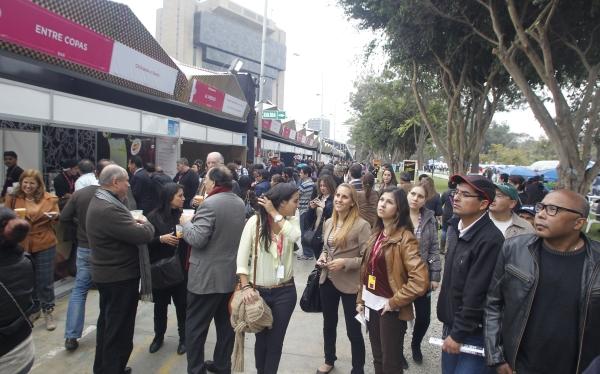 El domingo fue el día que más gente visitó Mistura en toda su historia