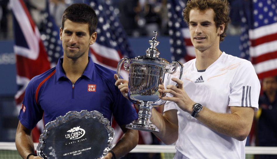 FOTOS: el festejo y la emoción de Andy Murray tras conseguir el US Open en una maratónica final