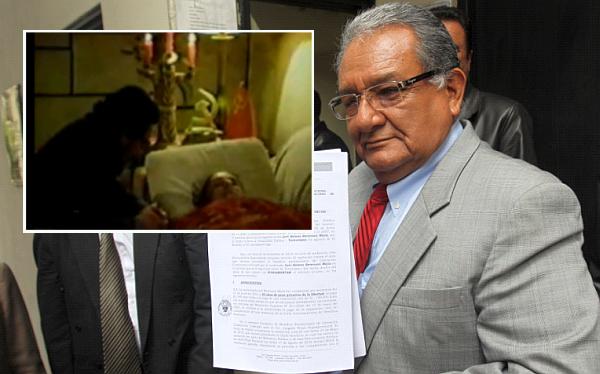 Procuraduría pedirá embargo de terreno de familia de primera esposa de Abimael Guzmán