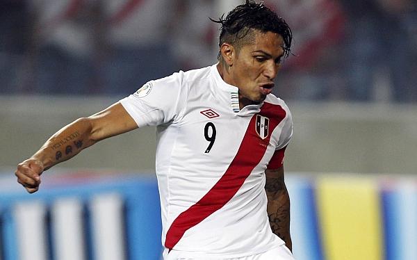 """Paolo Guerrero: """"Fue un espectáculo del fútbol peruano y Argentina terminó pidiendo tiempo"""""""