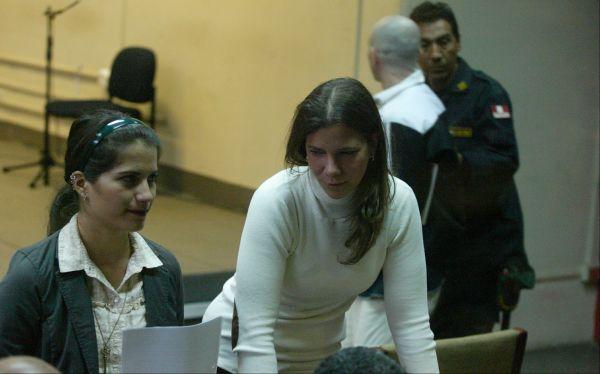 Eva Bracamonte y Liliana Castro no tienen prohibido declarar a la prensa