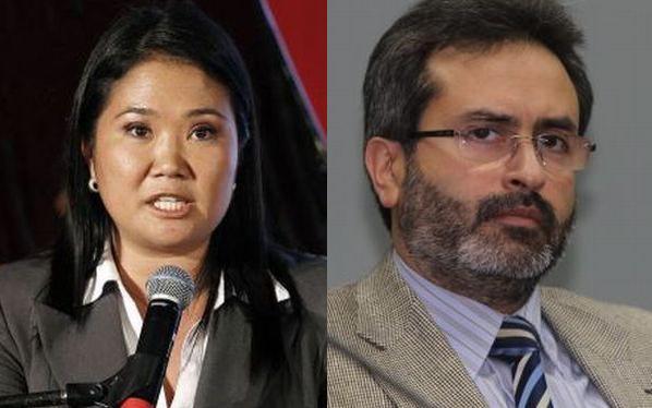 """Keiko Fujimori: """"¿Por qué se permitió que Elena Iparraguirre dé entrevista a 'The Economist'?"""""""