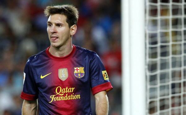 Lionel Messi es duda en Barcelona para enfrentar mañana a Getafe