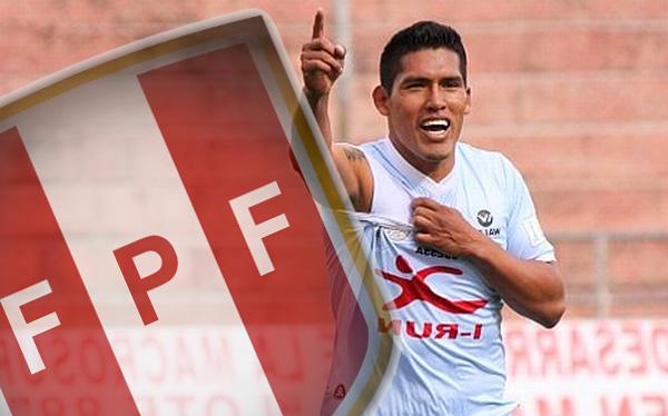 Markarián convocó al goleador Andy Pando para el microciclo en el Cusco