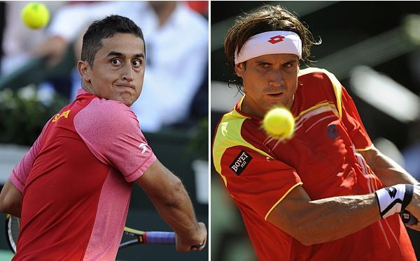 Copa Davis: Ferrer y Almagro encaminan a España a la final