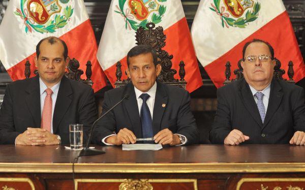 Perú será sede de la asamblea del FMI y del Banco Mundial en el 2015, confirmó Humala