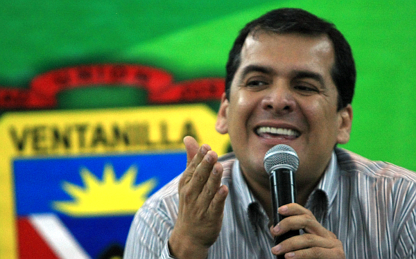 Omar Marcos fue restituido por el JNE como alcalde de Ventanilla